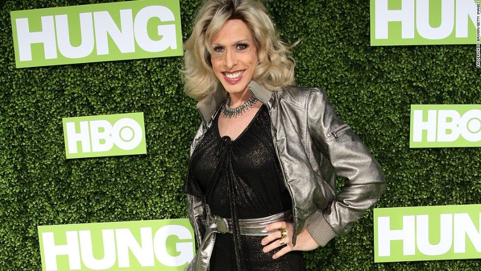 Actress Alexis Arquette, sister to David and Patricia