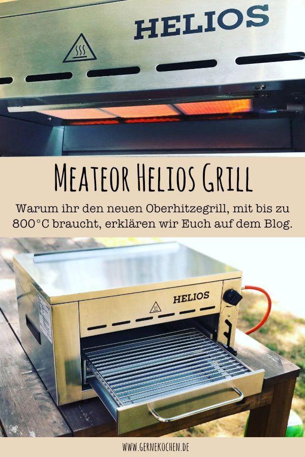 Test Meateor Helios Aldi Beef Maker Oberhitzegrill Gernekochen Grillen Grillsalate Kostliche Rezepte