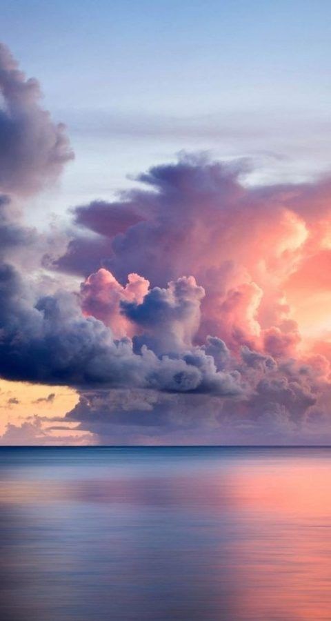 35 Beautiful Cloud Aesthetic Wallpaper Backgrounds