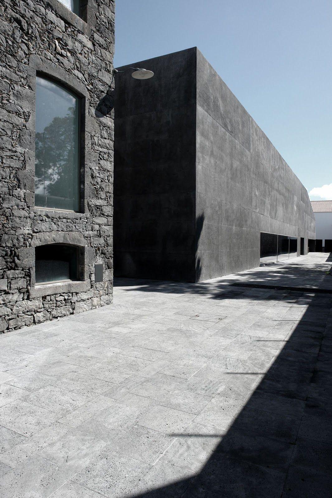 Mendes Ribeiro, Menos é Mais, Contemporary arts center Açores