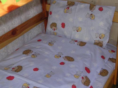 New 2 Piece Nursery Baby Bedding Set Cot Duvet Cover 100x135