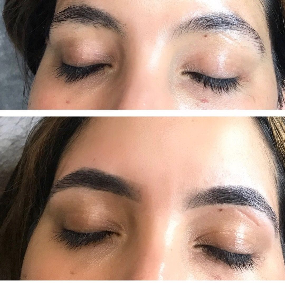 I Finally Microbladed My Brows And This Is How It Went Brows