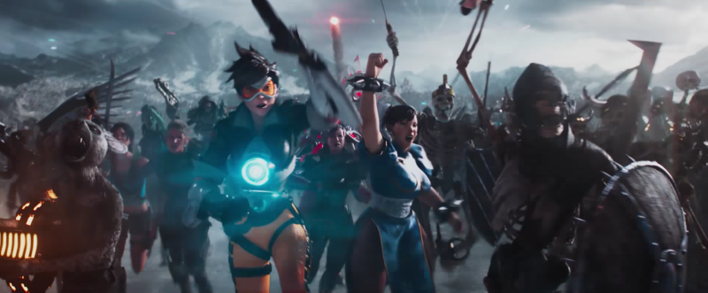 The New Ready Player One Trailer Is Filled With Video Game Anime And Comic Book Characters Ready Player One Trailer Ready Player One Ready Player One Movie