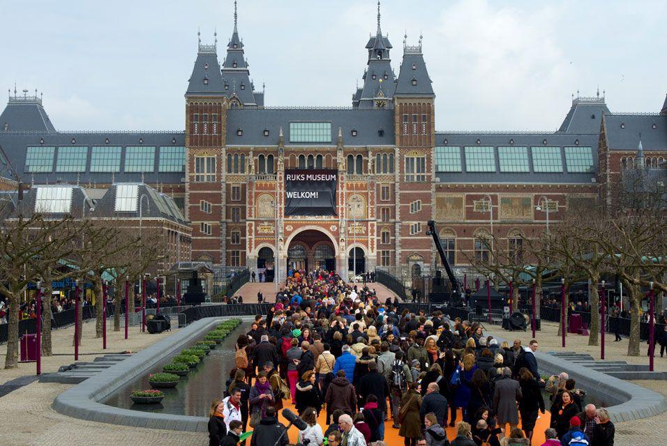 Reopening of the Rijksmuseum 4/13/13 Rijksmuseum