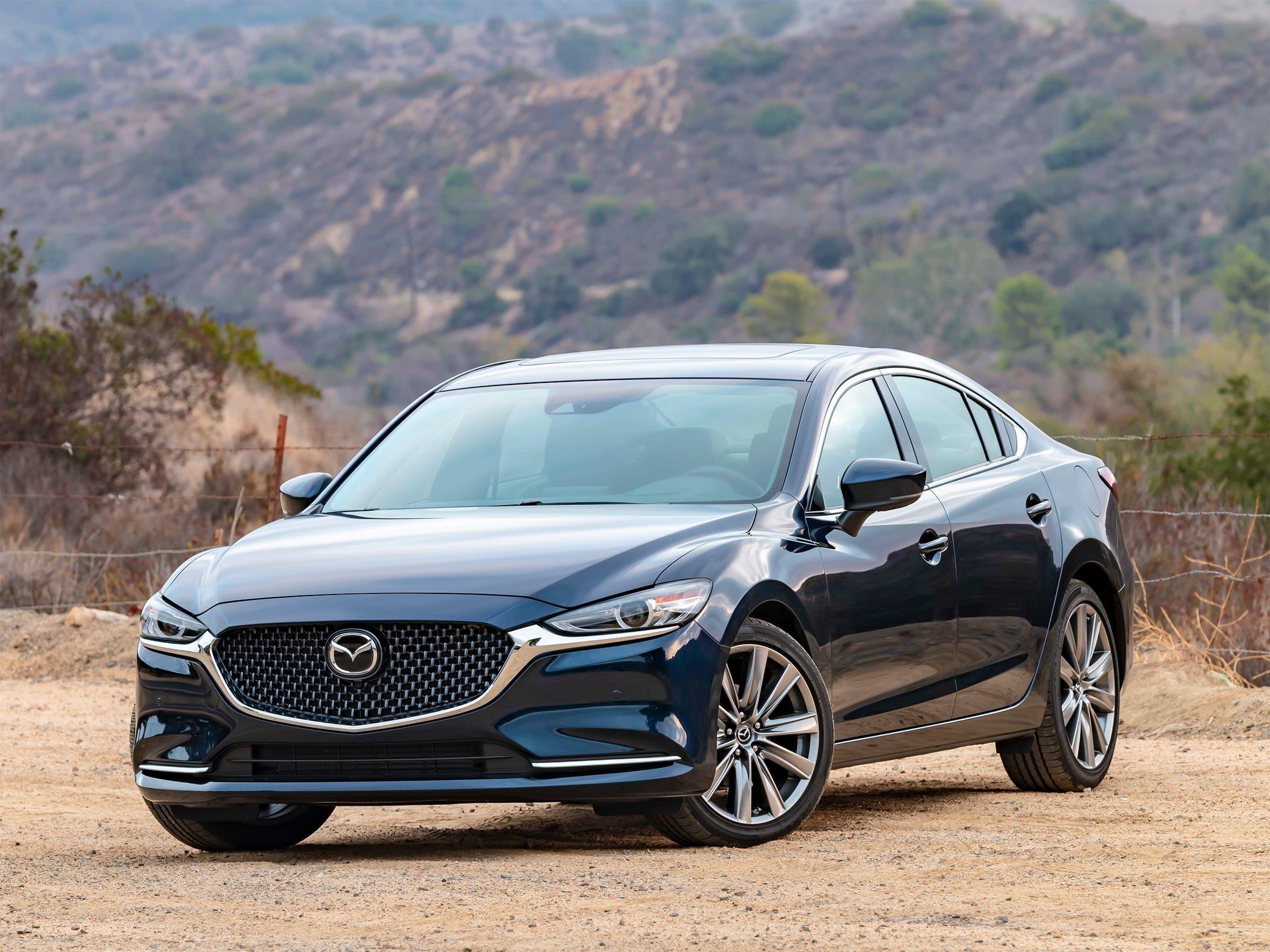 2018 Mazda6 Ownership Review Mazda 6 Kelley Blue Mazda