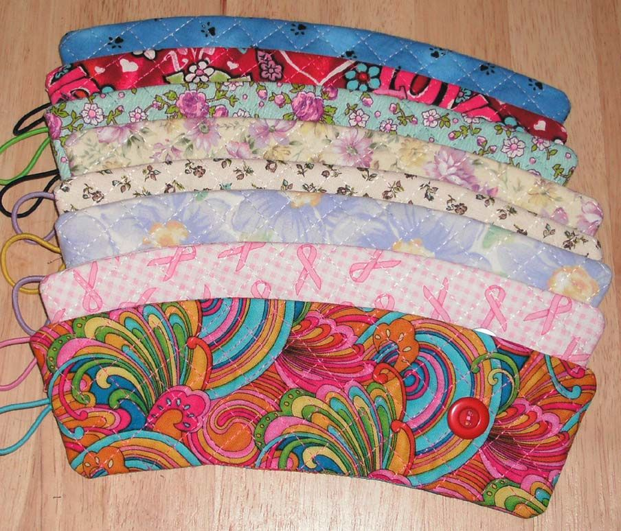 quilted coffee cup wraps #coffeecups