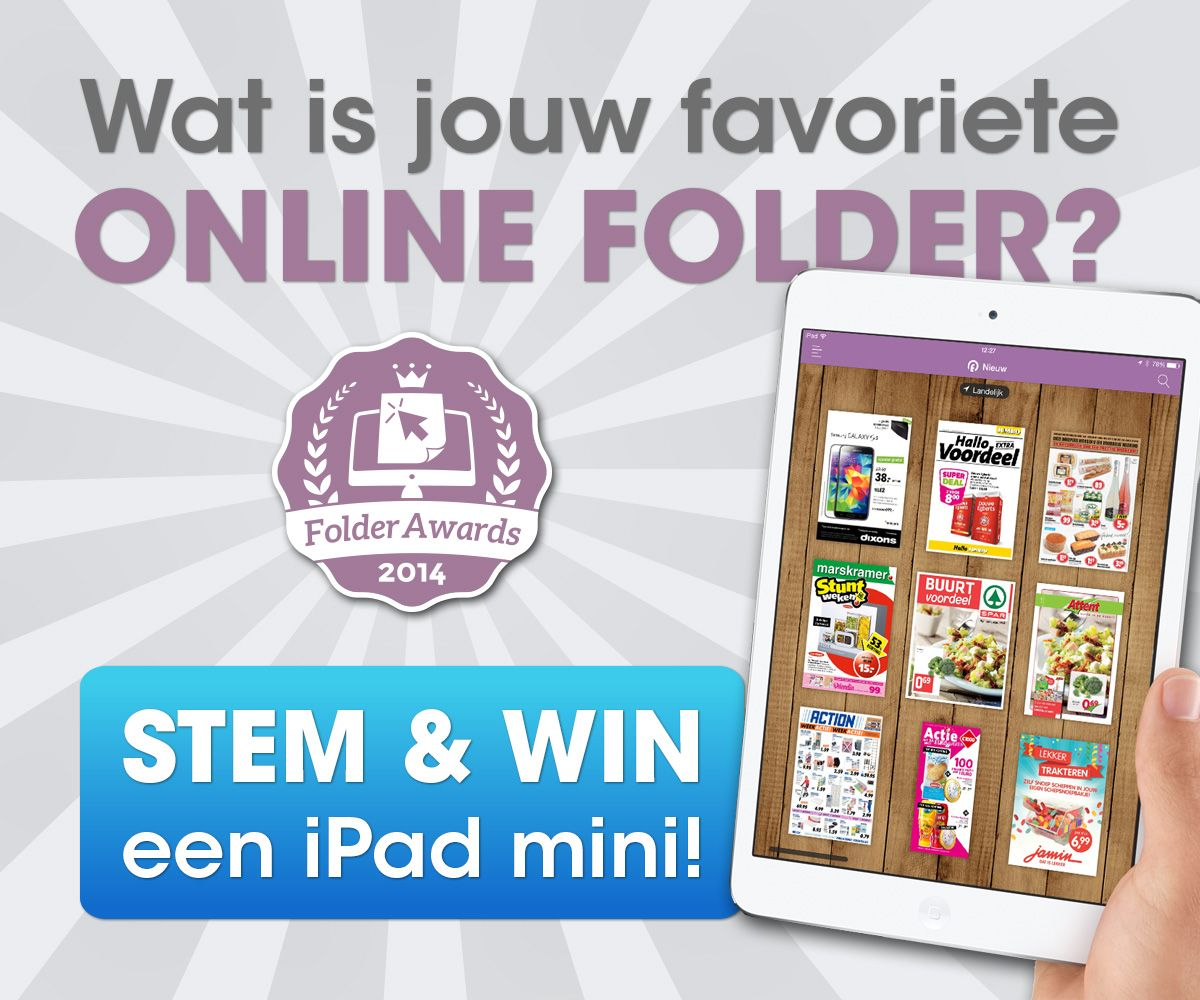 Action Folder Nl Wat Is Jouw Favoriete Online Folder Geef Je Stem Via Www