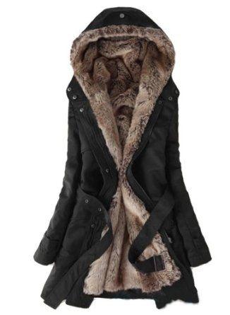 Warmest Winter Coats Photo Album - Reikian