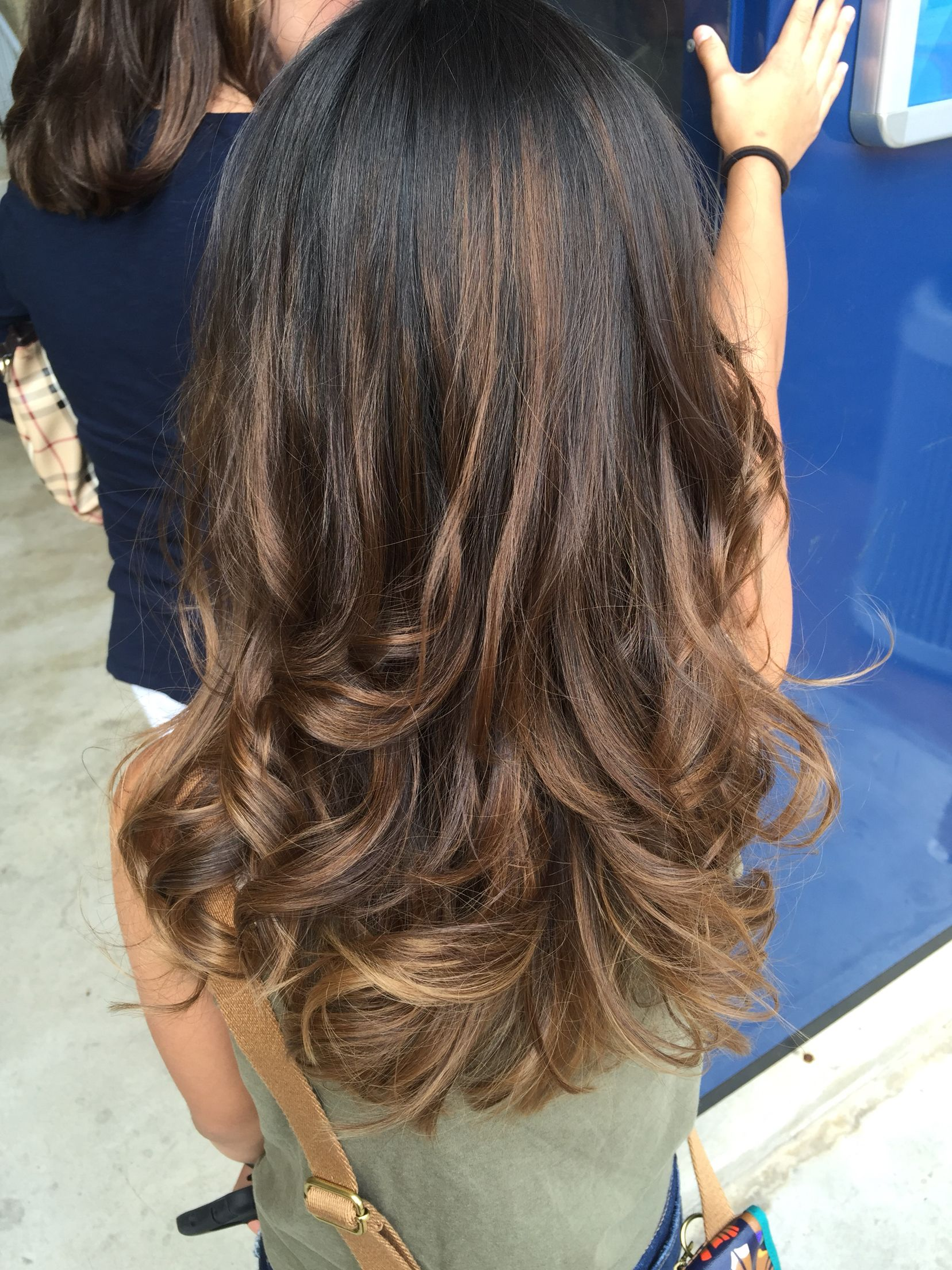 Balayage without bleach. Beautiful hair @ColorBarAustin