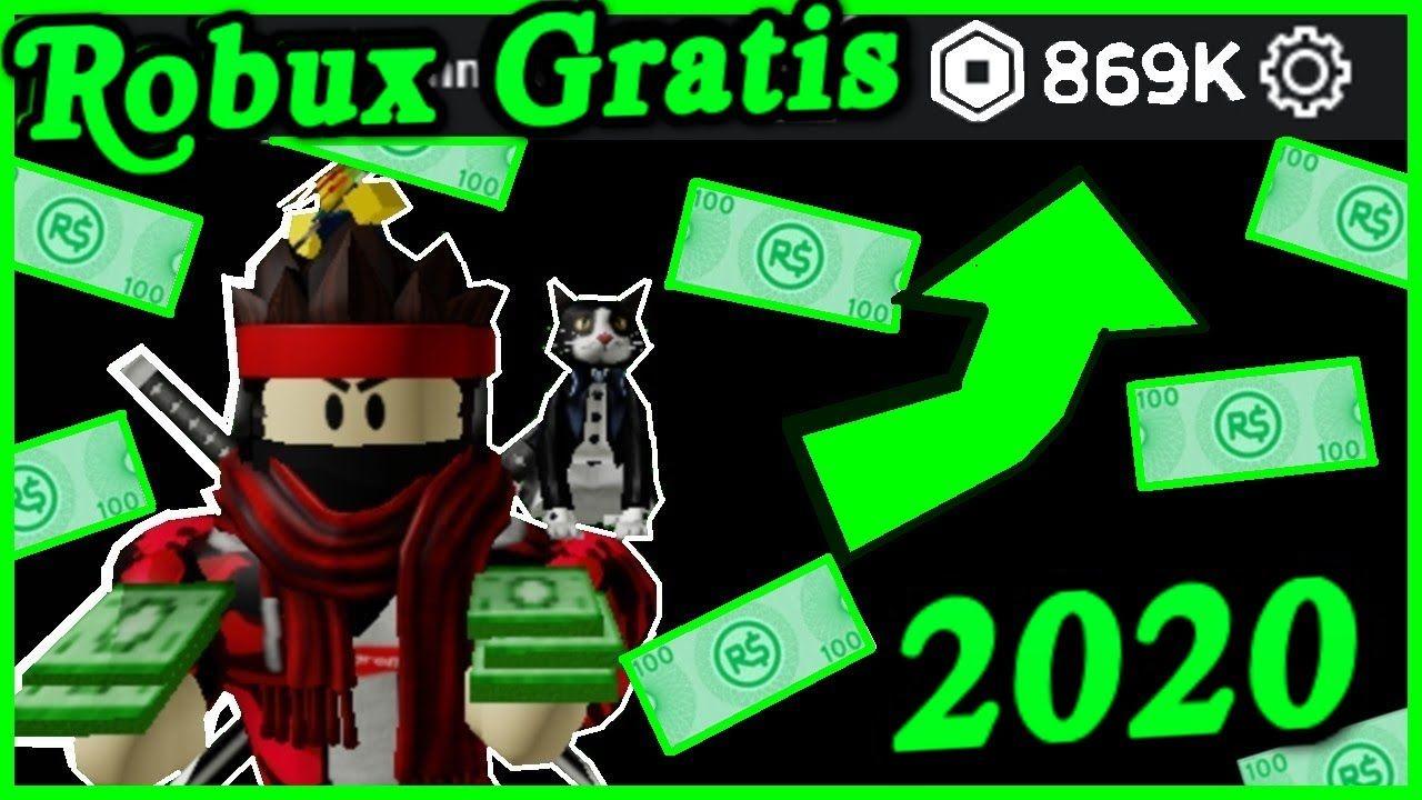 Quiero Robux Gratis Como Tener Robux Gratis 2020 En 2020 Ten Roblox Youtube