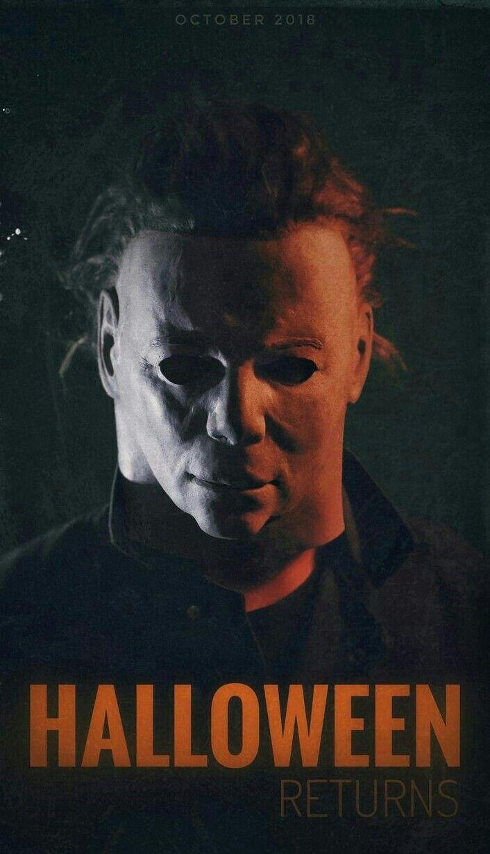 halloween returns 2018. | movies in 2018 | pinterest | horror