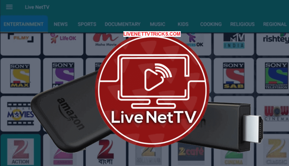 Live Net TV APK v4.7 Download 2019 Free App to Watch