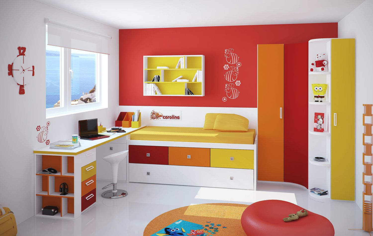 Rooms For Young Creative People Kids Room Furniture Small Room Design Modern Kids Bedroom