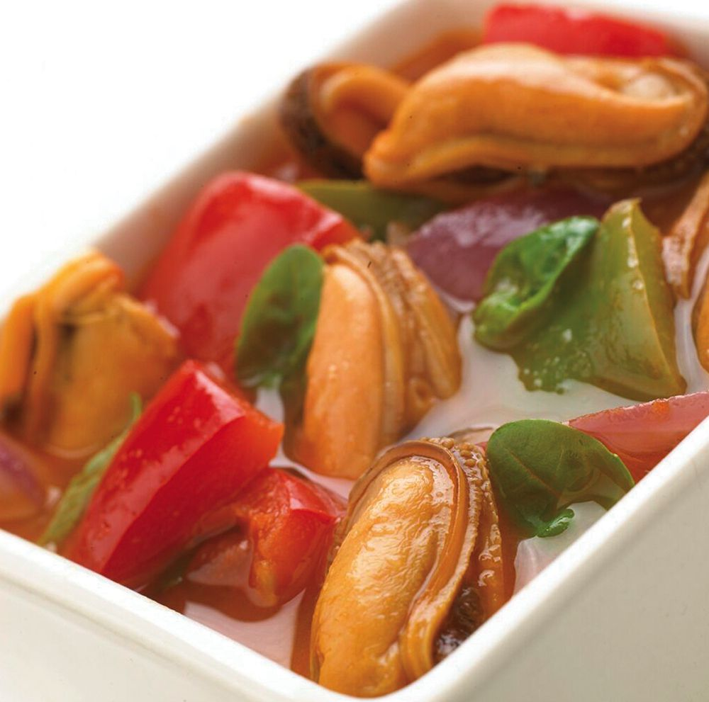 Mussel Provencal Recipe Recipes Mussels French Cuisine