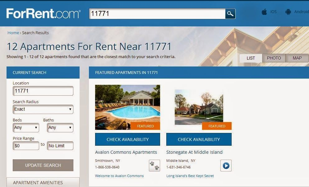 Marvelous The 7 Best Websites To Find An Apartment