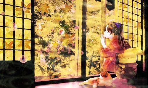 美樹本晴彦オリジナルイラスト浮夕琳派vercharuhiko Mikimoto