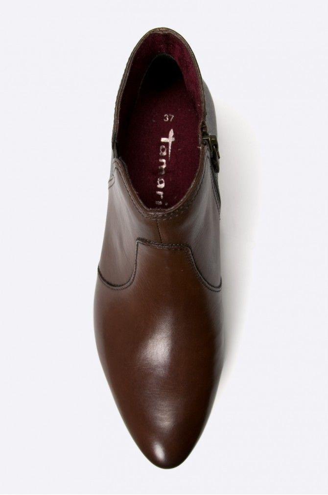Čižmy a členkové topánky Členkové topánky - Tamaris - Čižmy 5c5583dbc9f