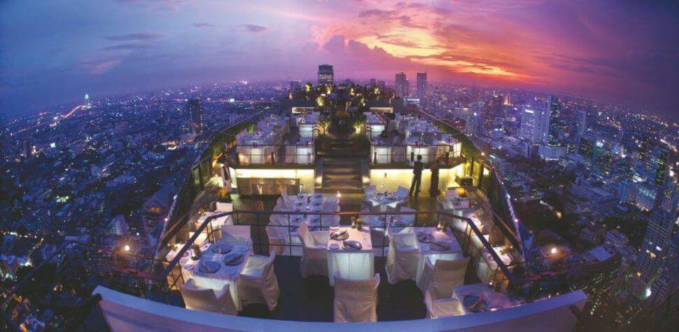 Hotel Vértigo, Bangkok, Tailandia