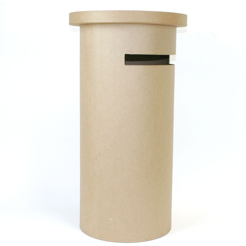 Hobbycraft Mache Post Box 60Cm