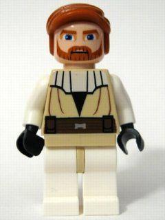Lego Star Wars Obi Wan Kenobi Icon : kenobi, Obi-Wan, Kenobi, (Clone, Wars), Figure