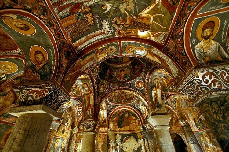 Image result for cappadocia churches