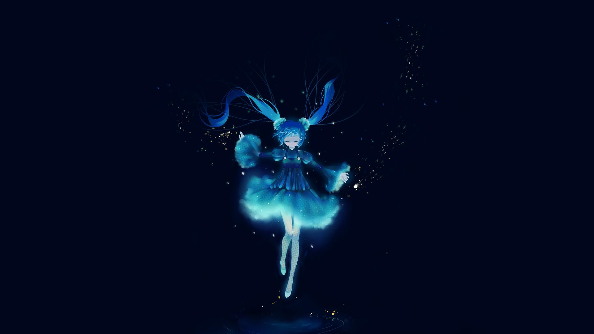 Vocaloid Hatsune Miku Wallpaper No 102981 Miku Hatsune Vocaloid Hatsune Miku Blue Anime