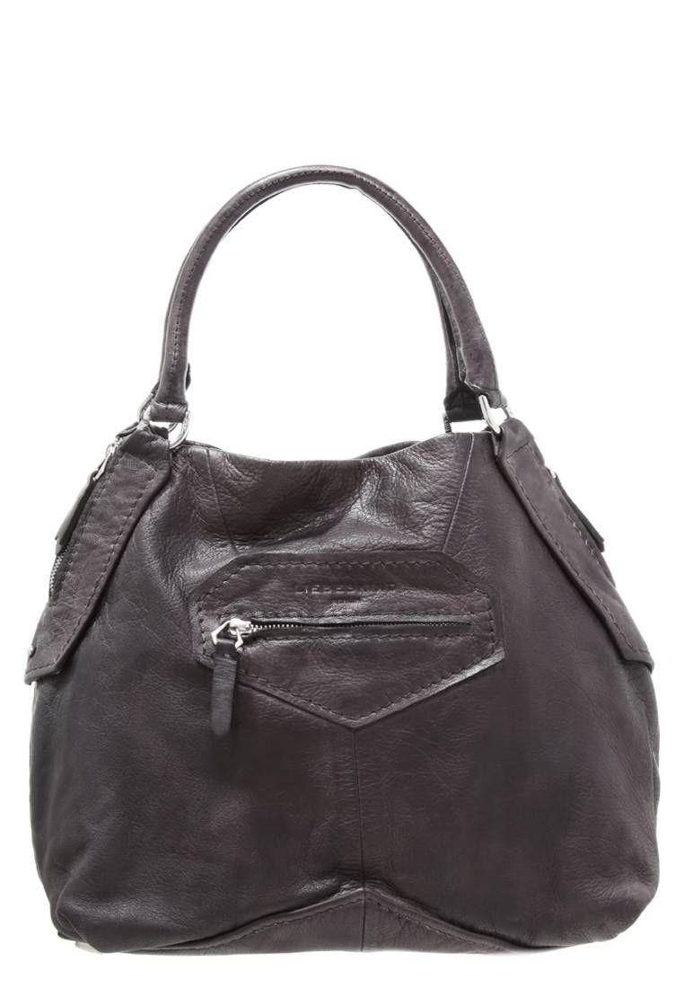 09a16b7d49bba Liebeskind. KUMBA - Shopping Bag - nairobi black.  leder  taschen   ledertaschen  zalando Obermaterial Leder. Tragehenkel 20 cm bei Größe One  Size.