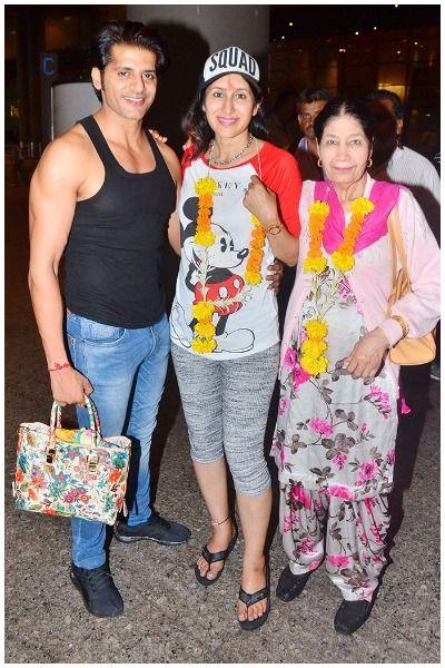PICS: Naagin 2 Actor Karanvir Bohra, Teejay Sidhu With Twin