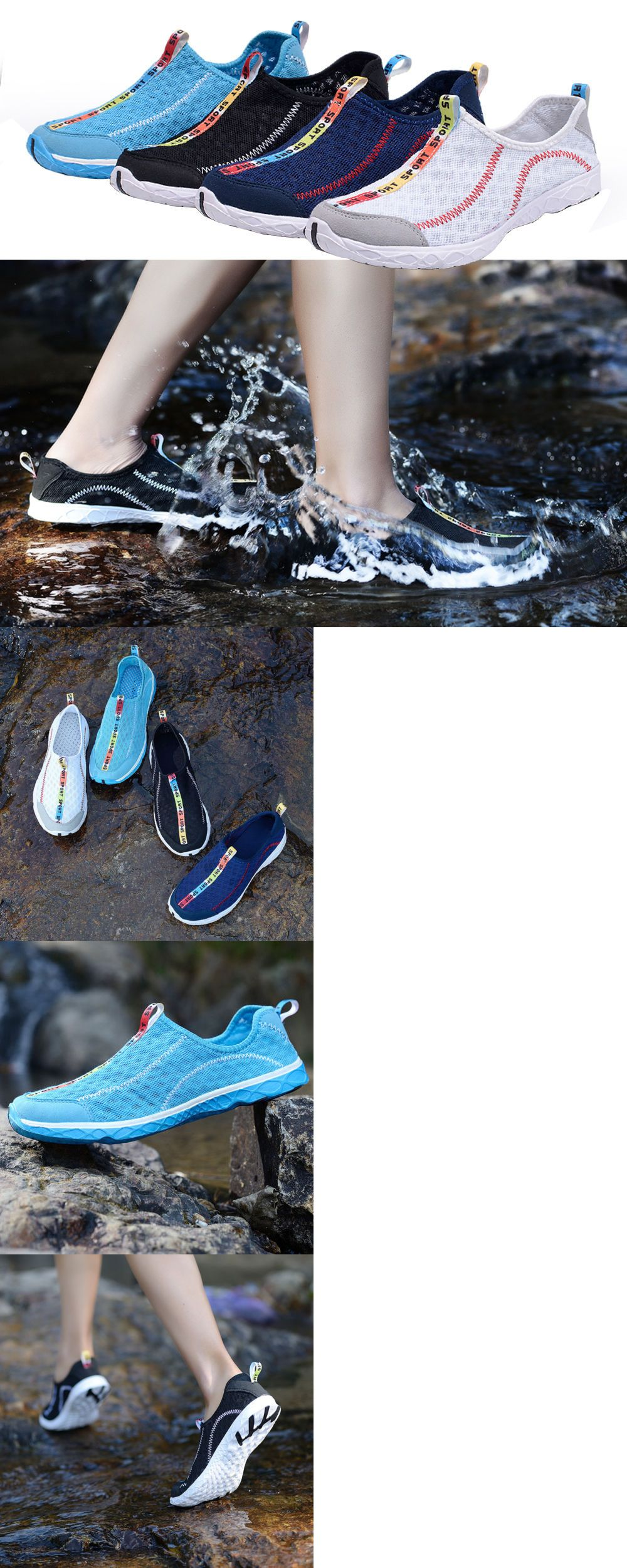 c58cd0d73 Fins Footwear and Gloves 159142  Men Water Shoes Sport Sneaker Lightweight  Breathable For Beach Trainer Outdoor -  BUY IT NOW ONLY   24.99 on eBay!