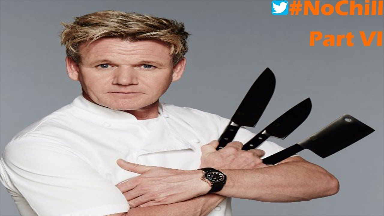 Gordon ramsay roasting dishes on twitter part vi and so