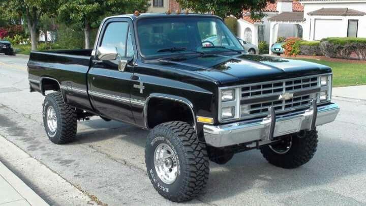 87 K30 Squarebody Chevy Truck Monstertruck Chevy Trucks