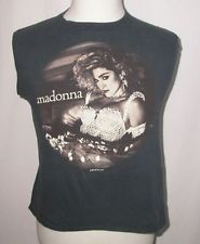 3e88317031db Vintage 1985 Madonna Virgin Tour T-Shirt. | Pin your eBay wares ...