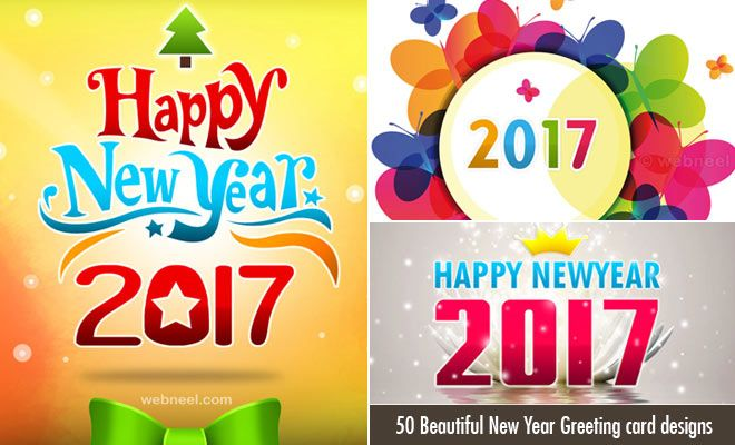 60 beautiful new year greetings card designs for your inspiration 60 beautiful new year greetings card designs for your inspiration inspiration m4hsunfo Gallery