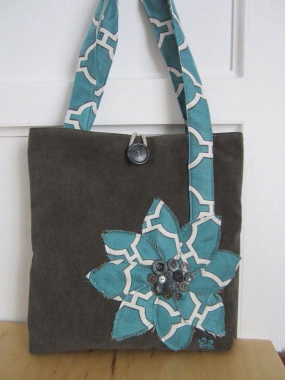 Borsa creativa borsa creativa jeans tote bags for Appendi borse fai da te