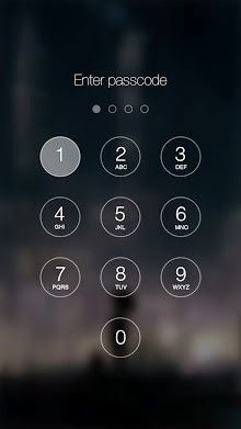 Download Passcode Keypad Lock Screen App In Apk For Android Free