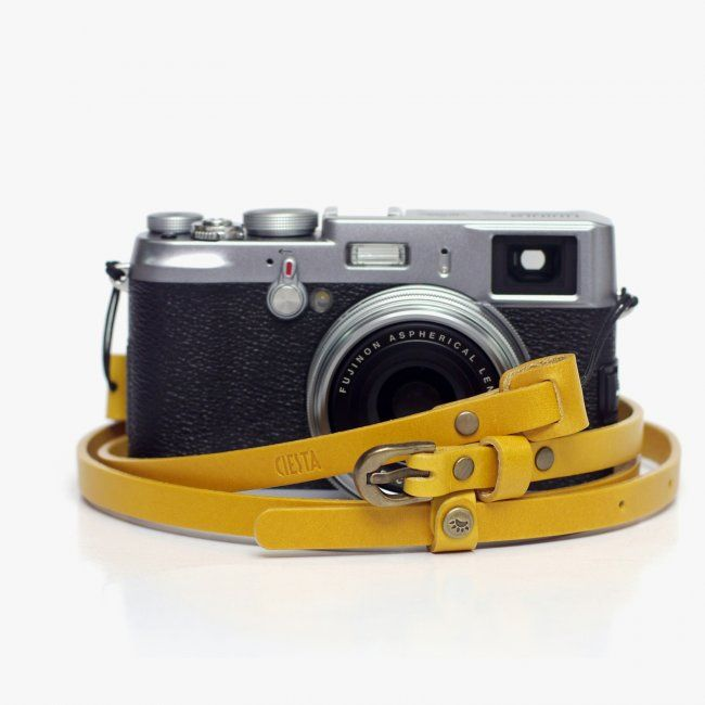 Buttero Leder Kameragurt - DESIGNSTRAPS - Kameragurte, Kamerataschen, C-Loop, Fotorucksack, Camera Straps