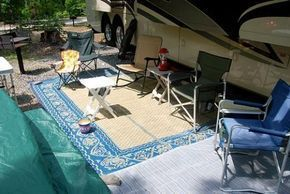 How To Set Up Your Rv Campsite A Planned Campsite Is A