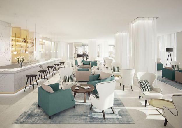 Posts About Jw Marriott On Tophotelprojects Resort Hotel Design Bar Restaurant Interior Spa Interior