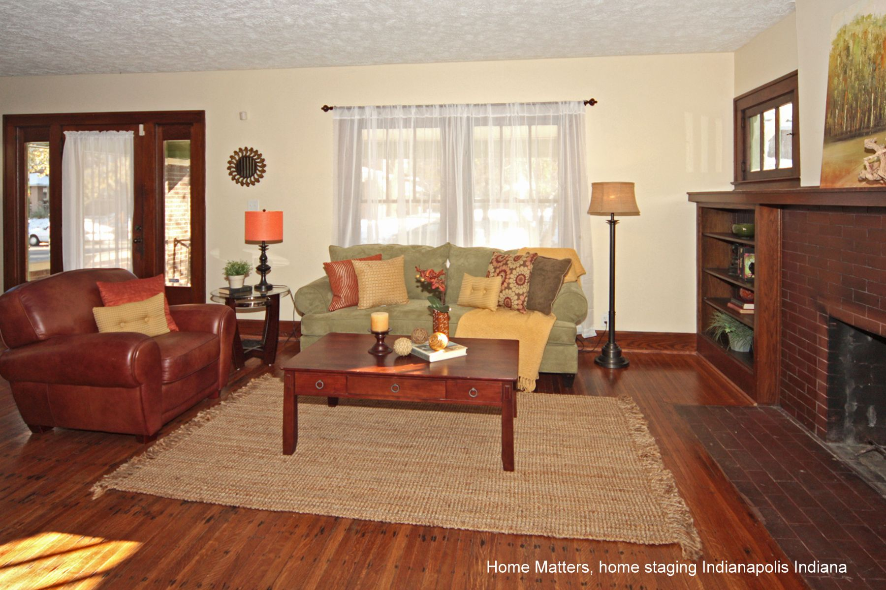 Home Matters, home staging Indianapolis