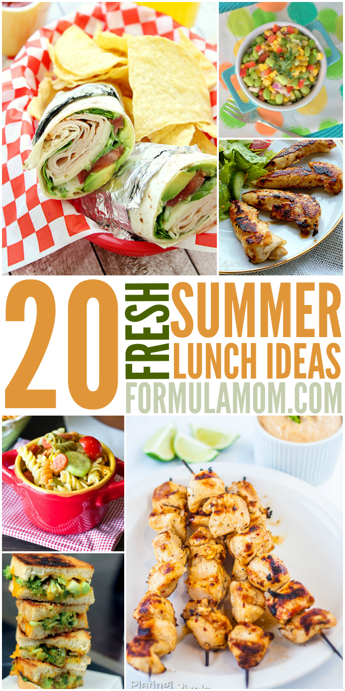 Check Out These 20 Fresh Summer Lunch Ideas And Make Easy Delicious