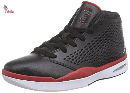 Nike Jordan Flight 2015, Chaussures spécial basket-ball pour homme Noir  Schwarz (Black