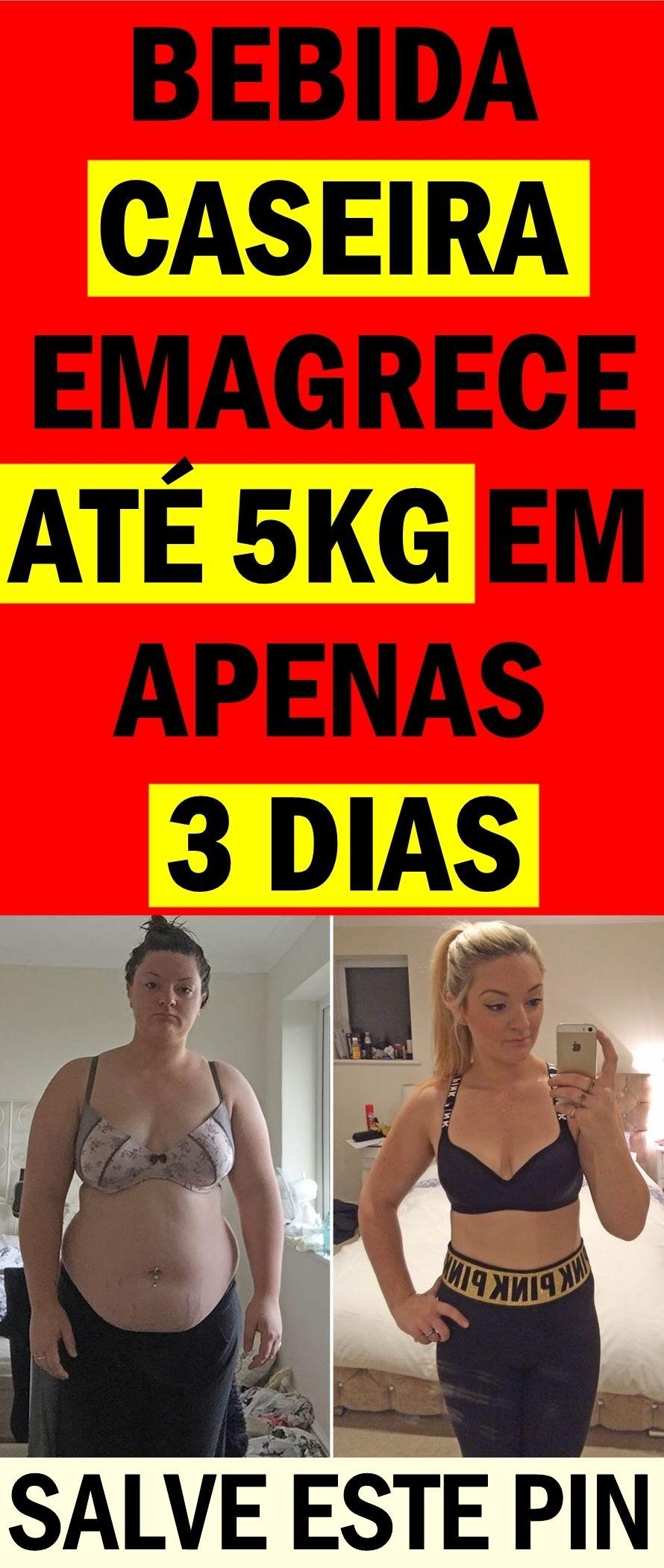 dieta detox perder 5 kg em 3 dias