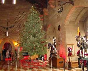 Warwick Castle Christmas Christmas In England Christmas Scenes Castle Christmas