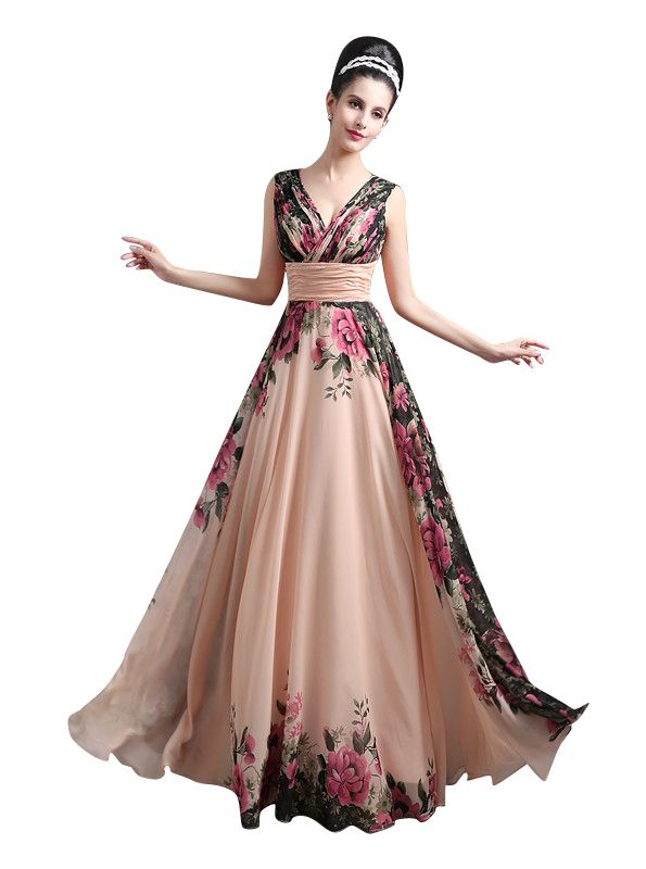 Compare Prices on Designer Evening Dress Patterns- Online Shopping ...