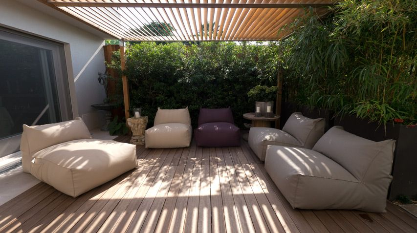 komfortable outdoor lounge sofas f r garten terrasse. Black Bedroom Furniture Sets. Home Design Ideas