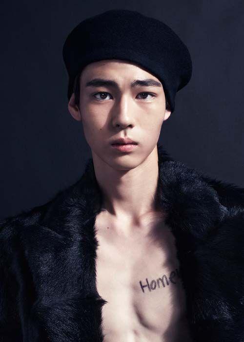 2012 FW Kim Seo Ryong HOMME Lookbook
