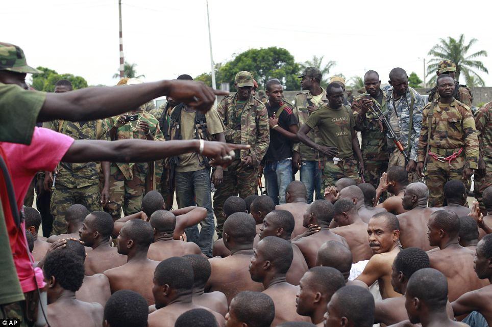 Resultado de imagen para ivory coast civil war