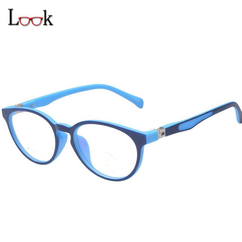 TR90 Kids Glasses Frame Optical Spectacle Frame Children Clear Lens ...