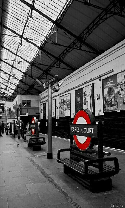 Londres metro Earl's