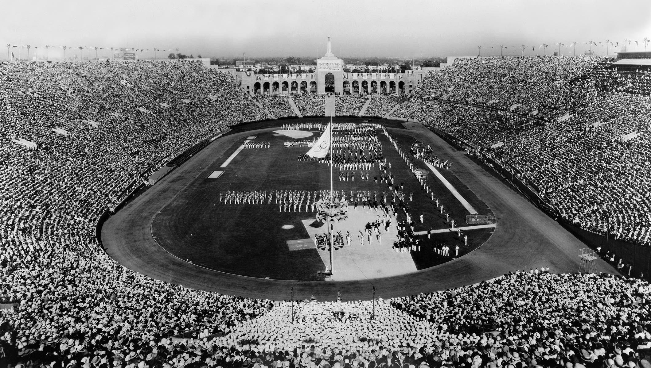 960 Los Angeles Memorial Coliseum Los Angeles County Los Angeles Historical Landmarks